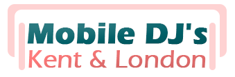 Mobile DJ's Kent & London, Logo